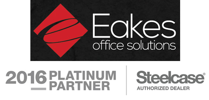 Eakes Office Solutions Recognized As 2016 Platinum Partner By Steelcase Strictly Business Omaha