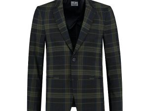 Blazer English Check