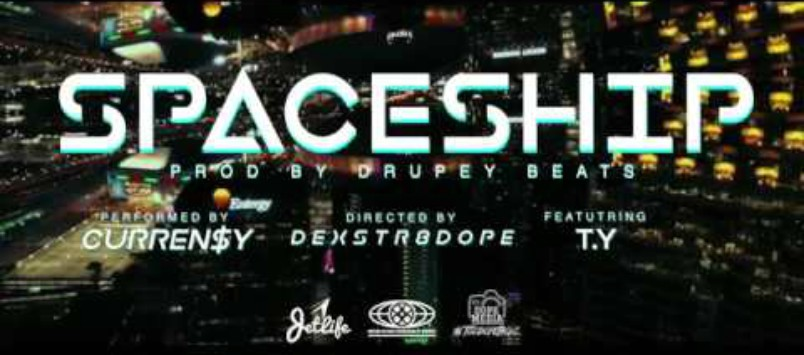 currensy-spaceship-video-