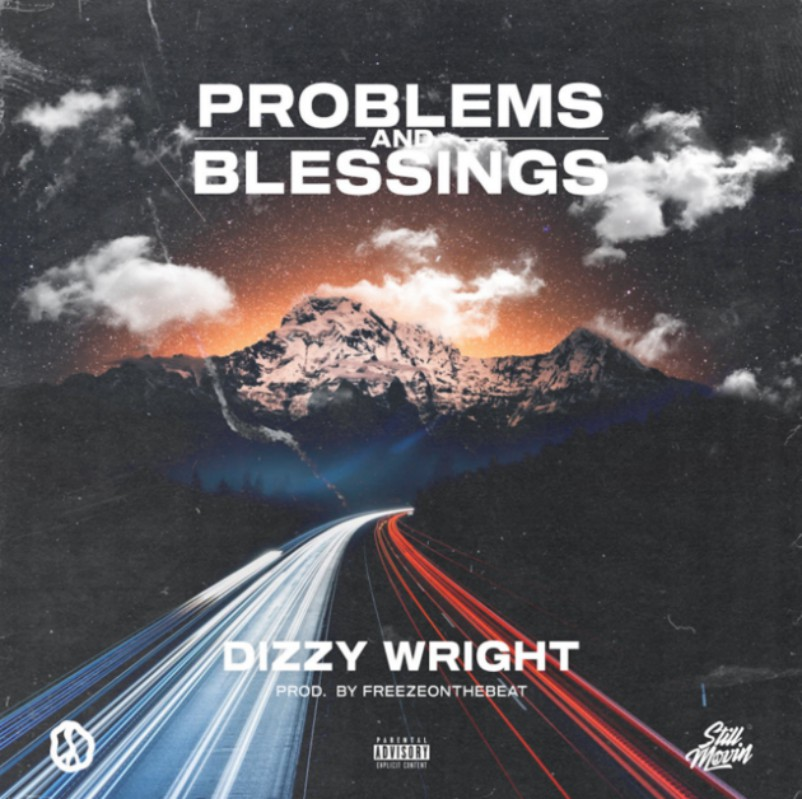 "Listen To Dizzy Wright's New Song ""Problems & Blessings"""