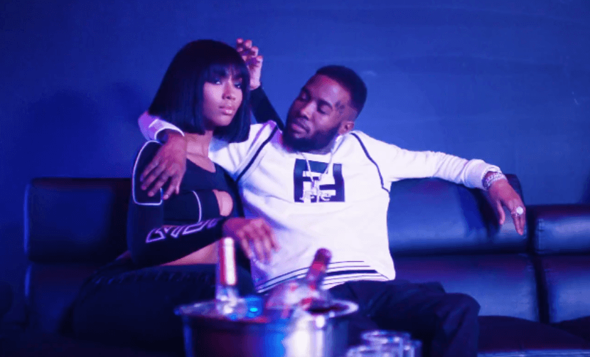 "Shy Glizzy Mimics Classic Film ""Belly"" For His Video ""Gimme A Hit"""