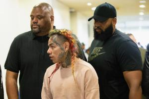 Tekashi 6ix9ine Misses Court Date Judge Threatens Jail Time