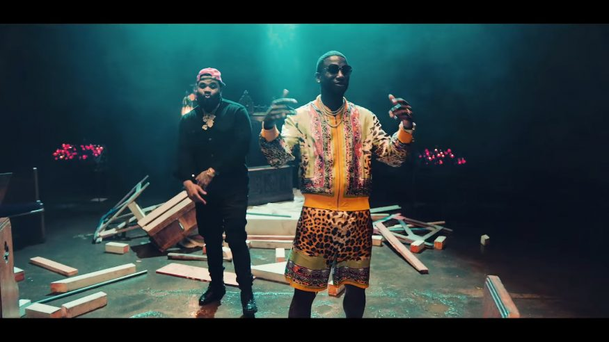 """Gucci Mane Ft. Kevin Gates """"Im Not Going"""" (Official Video)"""