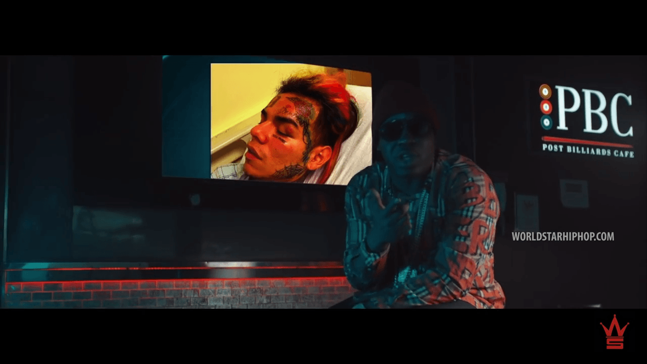 "Uncle Murda Drops The Official Video To ""2018 Rap Up"""