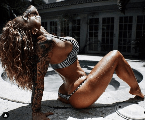 SHHM EyeCandy: Best Of Instagram Fitness Model Victoria Lomba
