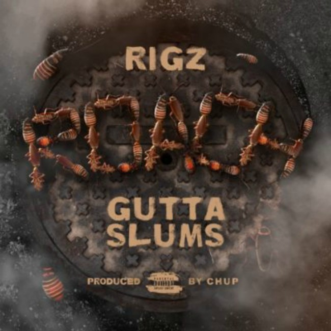 "Da Cloth Rapper Rigz Drops New Album ""Roach Gutta Slums"""