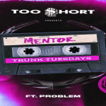 """Old School Meets New On Too $hort & Problem's New Song """"Mentor"""""""