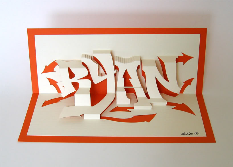 Kirigami Strictlypaper