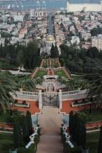Bahai'i Gardens, Haifa