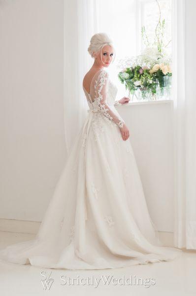 Marry Me in Mooshki | 2016 Bespoke Wedding Dress Collection