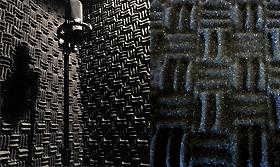 自作の録音ブース|防音ブース用の吸音材に
