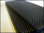 50mm厚プロファイルウレタン防音材