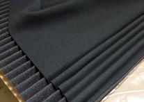 曲面に沿わせる柔軟性のある止水材、パッキン材