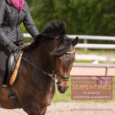 Riding a Serpentine
