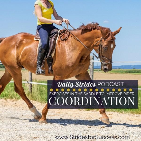Improving Rider Coordination