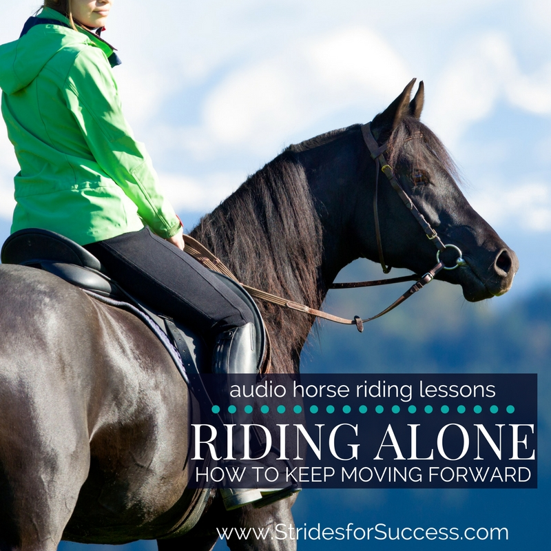 Riding Alone - How to Keep Moving Forward