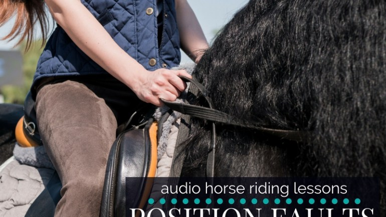 Position Faults that are Potentially Holding You Back in Your Riding