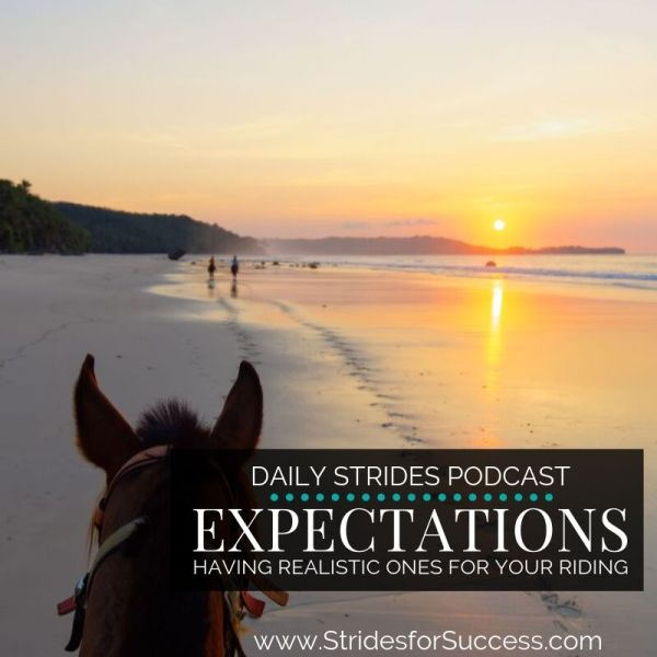 Having Realistic Expectations for Your Riding
