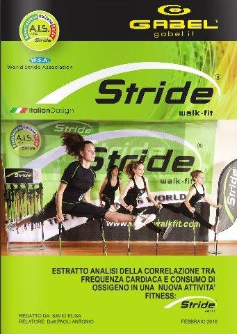 Presentazione Stride Walk-Fit