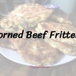 RECIPE: Corned Beef Fritters