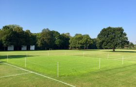 Berkhamsted School bowled over by MM50