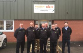 Ben Burgess increases area partnership with Dennis & SISIS