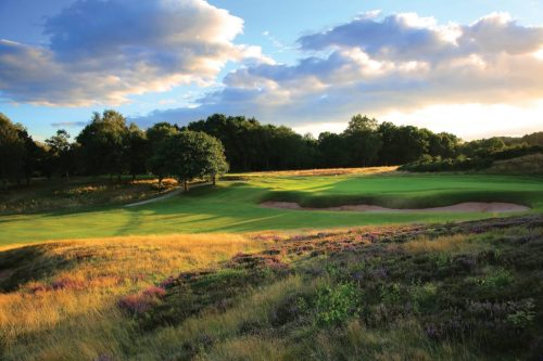 GEA NottsHollinwell golf - environment