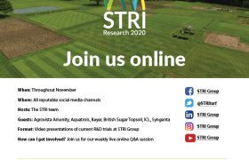 STRI Research 2020 virtual event