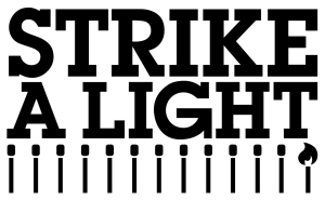 The Strike A Light Logo