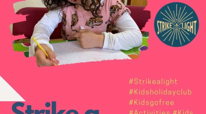 Rise & View Krew FREE kids holiday club – Tomorrow