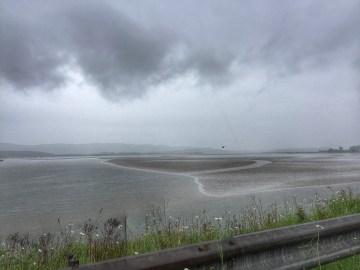 Estuary in Barrow