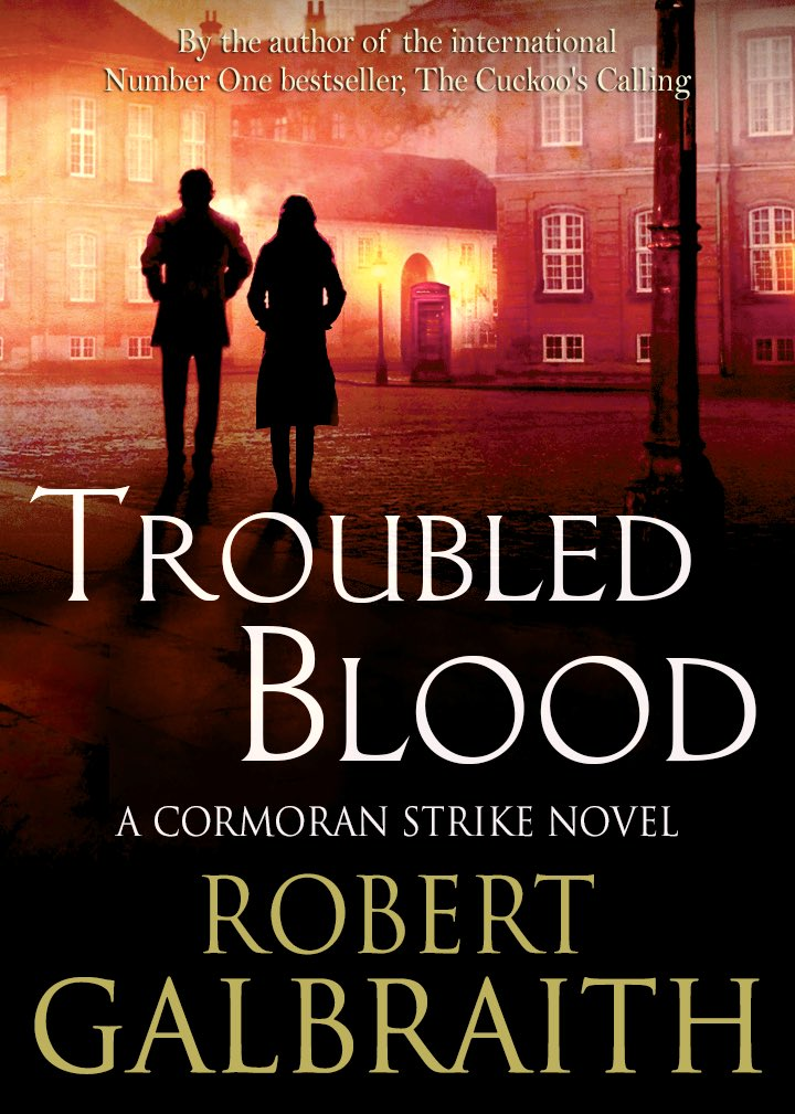 Troubled Blood - StrikeFans.com