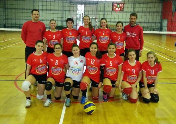 Voleibol feminino _ Açores