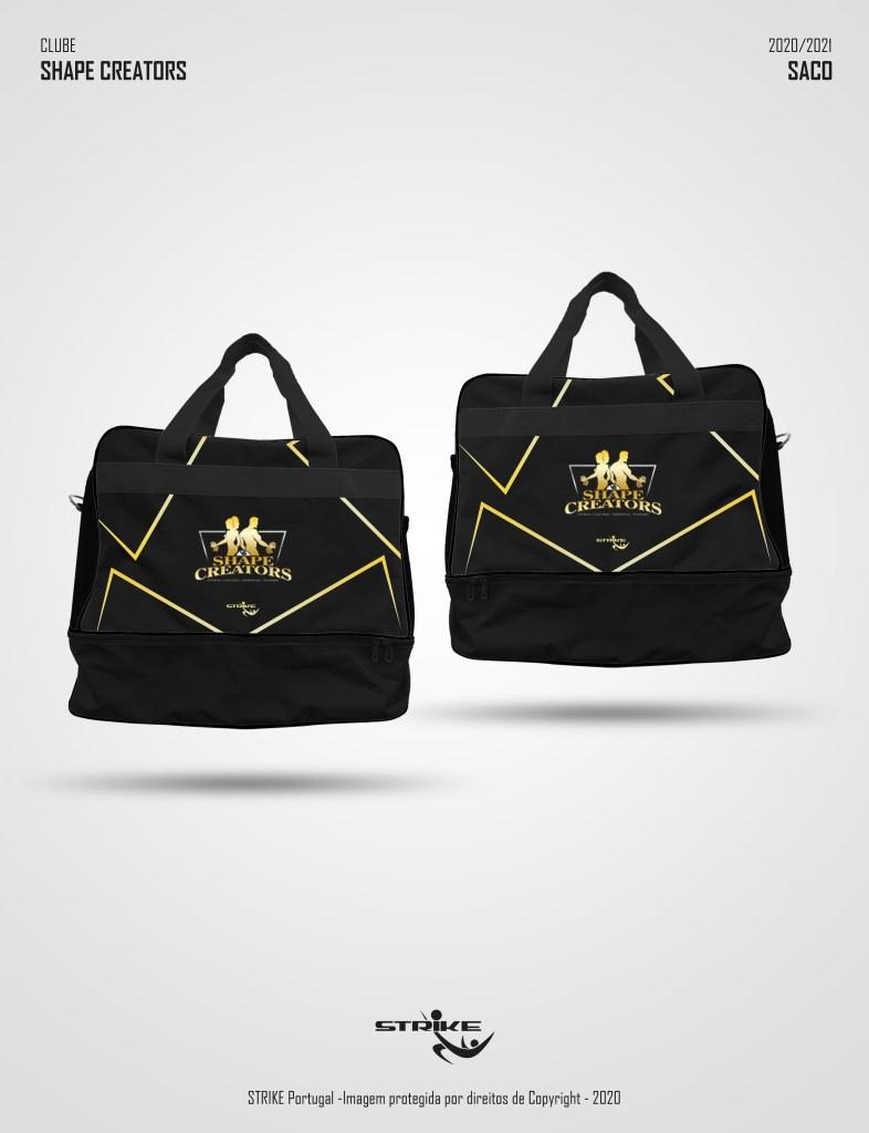 saco desporto , sublimado, com camiseiro, designs vários, todas as cores, vários tamanhos