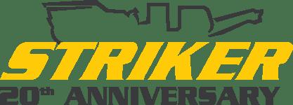 Striker Crushing & Screening 2019 logo