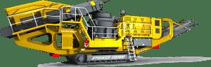 Striker Mobile Cone Crusher CQ300 3D