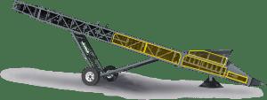 Striker Mobile Conveyor 15M 3D