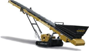 Striker Mobile Conveyor TS15 3D