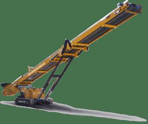 Striker Mobile Conveyor TS18 3D