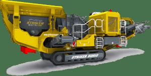 Striker Mobile Impact Crusher HQ910
