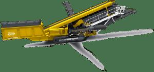 Striker Mobile Screener SQ1652 3D