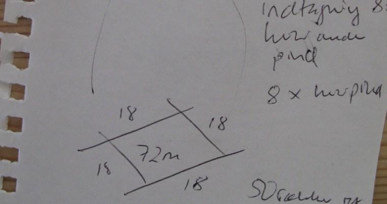 Størrelser og beregninger – sizing & grading