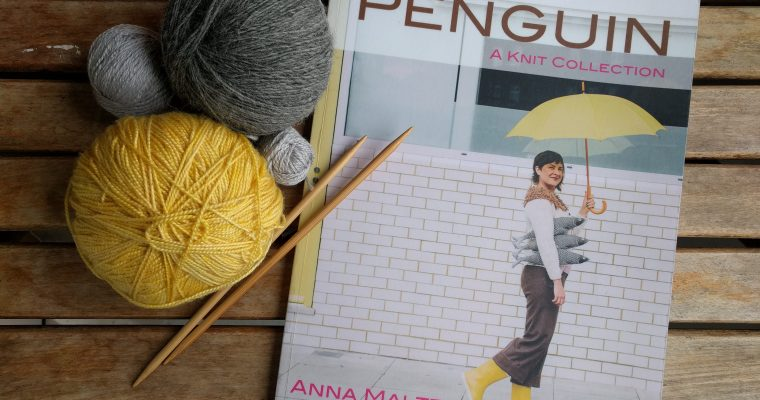 Anna Maltz –  Penguin: a Knit Collection