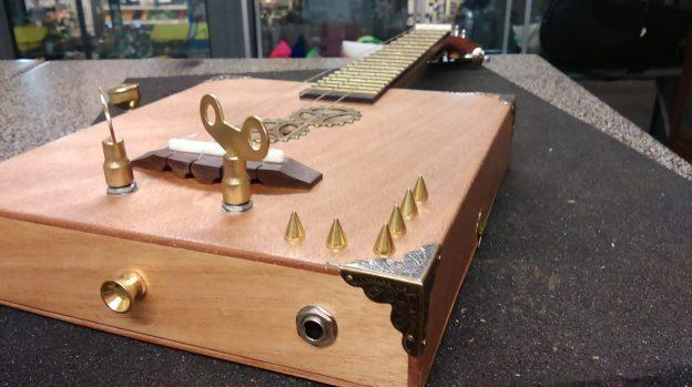 Cigar Box Ukulele from Stringit & Strumit - Brighton, UK