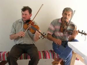 Filep Márton (Páli Marci) and Moldova György