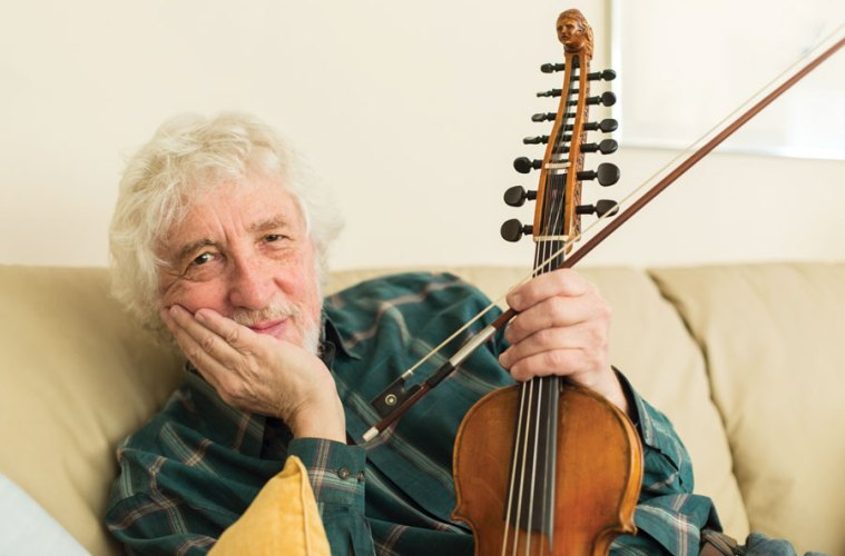 "Fiddler Richard Greene invented the fiddle technique known as ""the chop."""