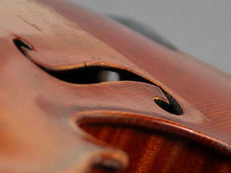 Guarneri model violin-Joseph Curtin