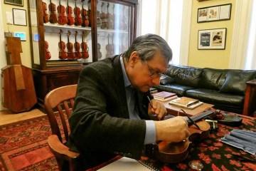 Philip J. Kass violin appraisal