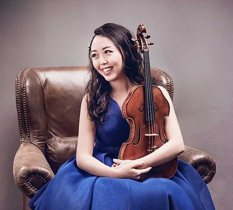 Eve Tang, photo: courtesy of wintergreen music