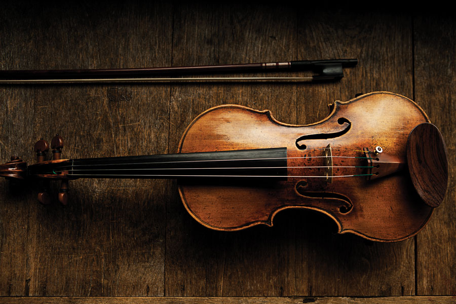 Rachel Barton Pine's 1742 'ex-Bazzini ex-Soldat' Guarneri del Gesù violin